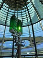 1st order Fresnel Lens With Green Light, Southeast Lighthouse, Block Island, RI.jpg