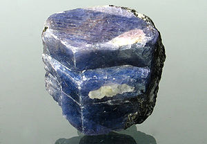 Sapphire from Madagascar