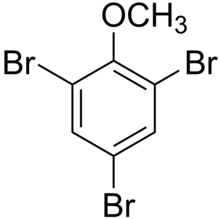 2,4,6-Tribromoanisole chemical compound