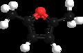 2,5-dimethylfuran 3d lines.png