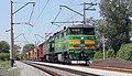 2ТЭ10М-2668, Россия, Новосибирская область, перегон Клещиха - Чемской (Trainpix 32792).jpg
