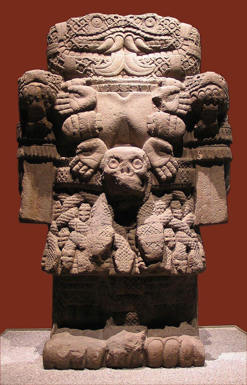 20041229-Coatlicue (Museo Nacional de Antropolog%C3%ADa) MQ-3.jpg