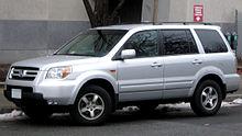 2006 2008 Honda Pilot