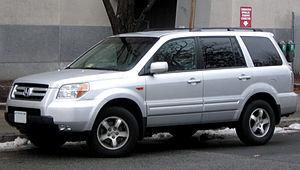 Honda Pilot - 2006-2008 Honda Pilot