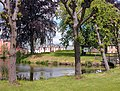 20060602020DR Großharthau Rittergut Park Torhaus.jpg