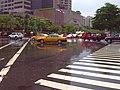 2007TICA Day1 rain outside of Grand Hyatt Taipei.jpg
