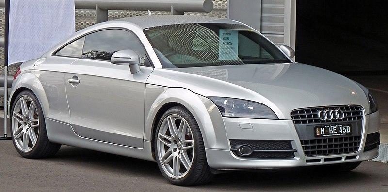 File 2007 Audi Tt 8j 2 0 Tfsi Coupe 2010 07 10 02 Jpg