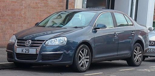 2007 Volkswagen Jetta SE TDi 105 Automatic 1.9 (K 29)