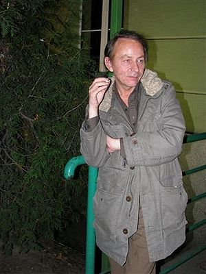 Michel Houellebecq (b. 1958), French writer