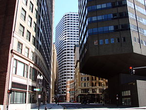 Keystone Building - Image: 2008 125Summer St Boston