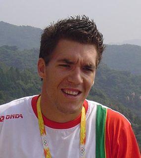 Emanuel Silva Portuguese canoeist