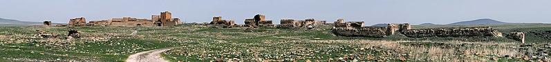 File:20110419 Ani North Walls Turkey Panorama.jpg
