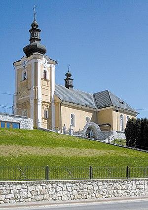 Chmeľnica - Local Catholic church