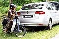 2012 Proton Prevé Executive in Tanah Merah, Kelantan, Malaysia.jpg