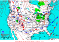 2013-01-21 Surface Weather Map NOAA.png