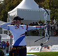 2013 FITA Archery World Cup - Women's individual compound - Semifinals - 12.jpg