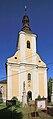 2013 Hawierzów, Błędowice, Kościół św. Małgorzaty 01.jpg