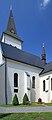 2013 Karwina, Frysztat, Kościół Podwyższenia Krzyża Świętego 06.jpg