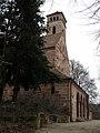 2013 Rummelsberg Kirche Friedhofsportal.jpg