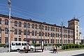 2014 Prowincja Szirak, Giumri, Dawny budynek administracyjny fabryki pończoch.jpg