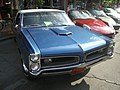 2014 Rolling Sculpture Car Show 72 (1966 Pontiac GTO).jpg