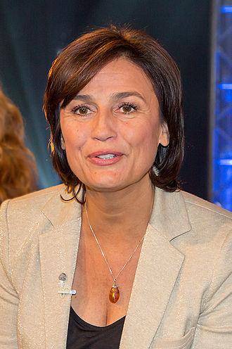 Sandra Maischberger - Sandra Maischberger, 2015