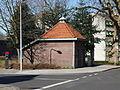 20150312 Maastricht; Distribution substation at Sint Hubertuslaan 02.jpg
