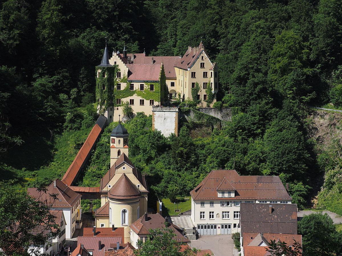 Schloss Wei 223 Enstein W 252 Rttemberg Wikipedia