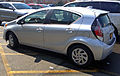 2015 Toyota Prius c (rear left), Long Island.jpg