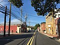 2016-09-11 09 38 17 View west along Maryland State Route 725 (Main Street) between Pratt Street at Maryland State Route 717 (Water Street) in Upper Marlboro, Prince Georges County, Maryland.jpg
