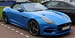 2017 Jaguar F-Type Convertible V8 R AWD Automatic 5.0 Front.jpg