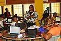 2018 Art + Feminism edit-a-thon at Nnamdi Azikiwe Library, University of Nigeria, Nsukka 03.jpg