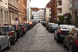 Annenstraße in Hannover