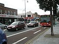 207 bus in The Broadway - geograph.org.uk - 1527216.jpg