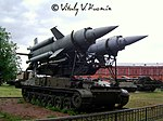 2K11 Krug at Military Historical Museum of Artillery, Engineers and Signal Corps 02.jpg