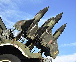 3M6 Shmel - 3M6 Shmel / AT-1 Snapper anti-tank missiles.