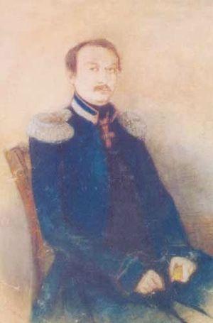 David Dadiani - David Dadiani, Prince of Mingrelia.