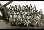 334th Fighter Squadron in January 1945 (group shot).png
