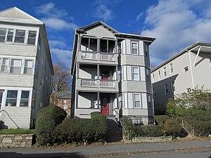 Anthony Zemaitis Three-Decker - 35 Dartmouth Street