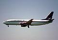 36bb - Aeroflot Boeing 737-4M0; VP-BAM@ZRH;09.08.1998 (4973822149).jpg