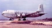 374th TCW Douglas C-124A-DL Globemaster II 51-143