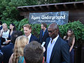 38th Annual Saturn Awards - Bruce Greenwood and Lance Reddick (14135276226).jpg