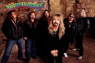 Molly Hatchet - Molly Hatchet Justice 2010