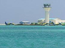 Malés internationella flygplats