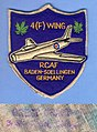 4(F) Wing Baden-Soellingen Germany F-86 Sabre for 414, 422 and 444 Squadrons, 1953-1955. C.C. back-stamp pre 1955.jpg