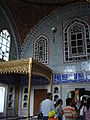 4210 Istanbul - Topkapi - Harem - Sala di Murat III - Foto G. Dall'Orto 27-5-2006.jpg