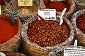 4625 - Peperoncino piccante al mercato di Ortigia, Siracusa - Foto Giovanni Dall'Orto, 20 marzo 2014.jpg