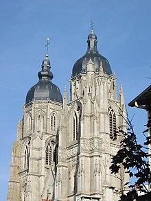 Basilica di saint nicolas de port wikipedia - Basilique de saint nicolas de port ...