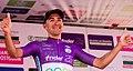 5 Etapa-Vuelta a Colombia 2018-Ciclista Juan Pablo Suarez-Lider Puntos VC 1.jpg