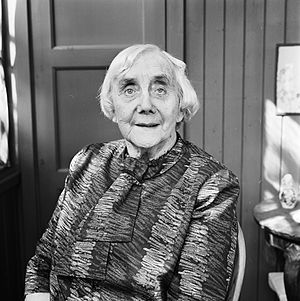 Henny Skjønberg - Henny Skjønberg in 1967